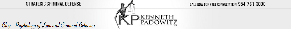 Criminal Defense Attorney | Psychology of Law And Criminal Behavior
